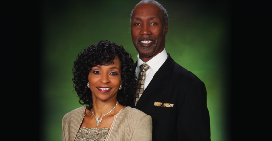 Pastors Louis E. & Pamela Dixon Welcomes You