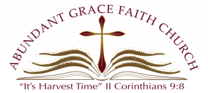 Abundace Grace Faith Logo